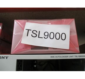 TSL9000 - Sony Internal DDS3 AutoLoader