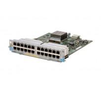 J8702A HP 5400ZL 24 Port 10/100/1000 POE Module