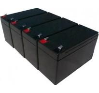 RBC116 - CSB Compatible Battery Set For RBC116. No Tray Inc