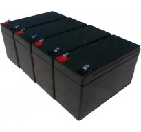 RBC24 - CSB Replacement Battery No Tray. 100% Compatible to APC