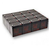 RBC44 - CSB Replacement Batteries. No Tray Supplied