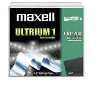 LTOU1/100GB - Maxell LTO1 Tape / Media New with Delivery Inc 40pcs in stock, call for deals
