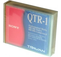 QTR-1 - Sony TR1 TRAVAN MEDIA