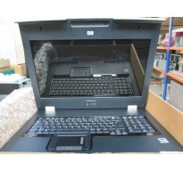 AZ872A - HP TFT7600 RackMount Monitor and keyboard GR Version --. Supplied with a 90 Day RTB Warranty